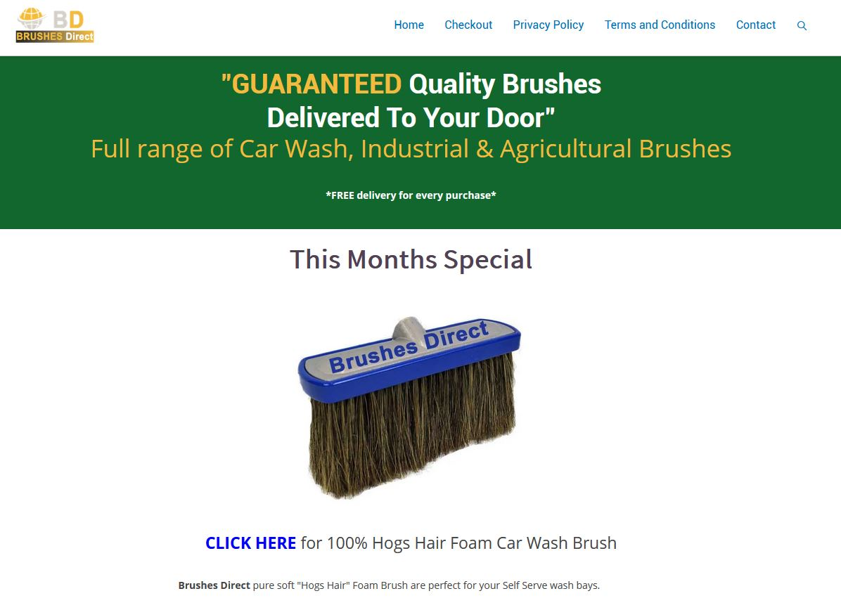 Brushes Direct